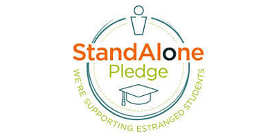 Stand Alone Pledge logo