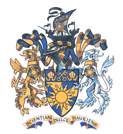 The Coat of Arms of the University of Sunderland
