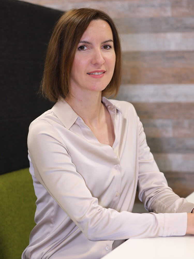 University of Sunderland in London Head of Marketing, Recruitment and Admissions Jelena Miljanic