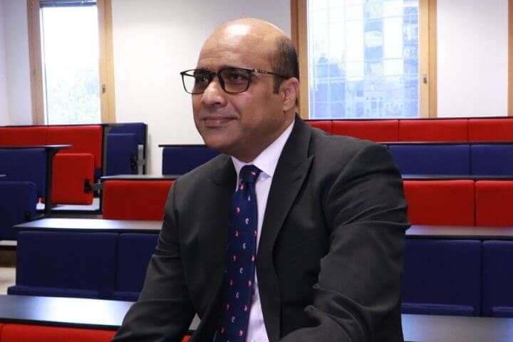 University of Sunderland in London MBA Lecturer Muhammad Azam