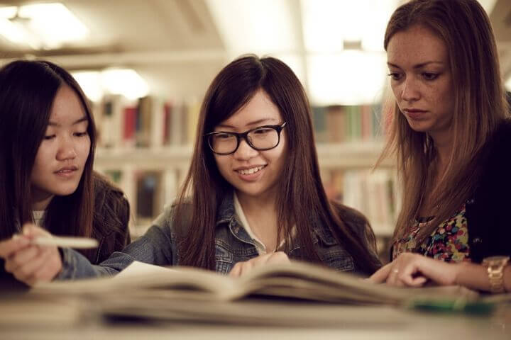 University of Sunderland in London students studying abroad