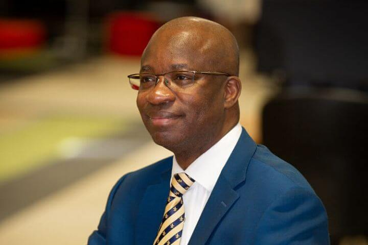 Dr Lawrence Jones-Esan is a lecturer in Business Management at the University of Sunderland in London