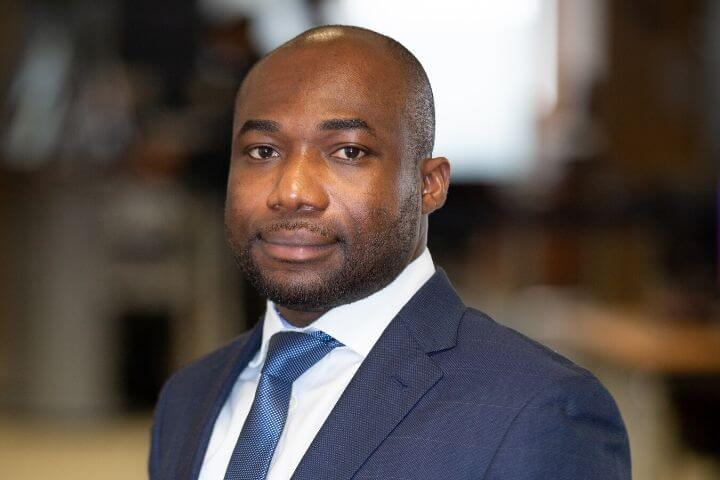 Lecturer in Business Elisha Kwasi Anti at the University of Sunderland in London