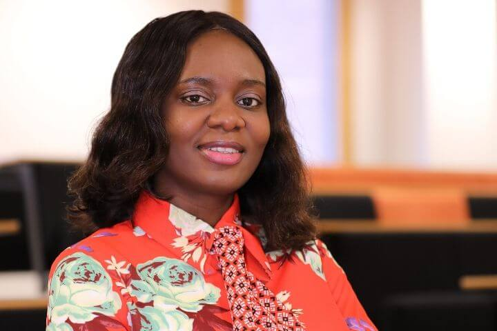 Lecturer in Tourism, Hospitality and Events Dr Nike Adebayo